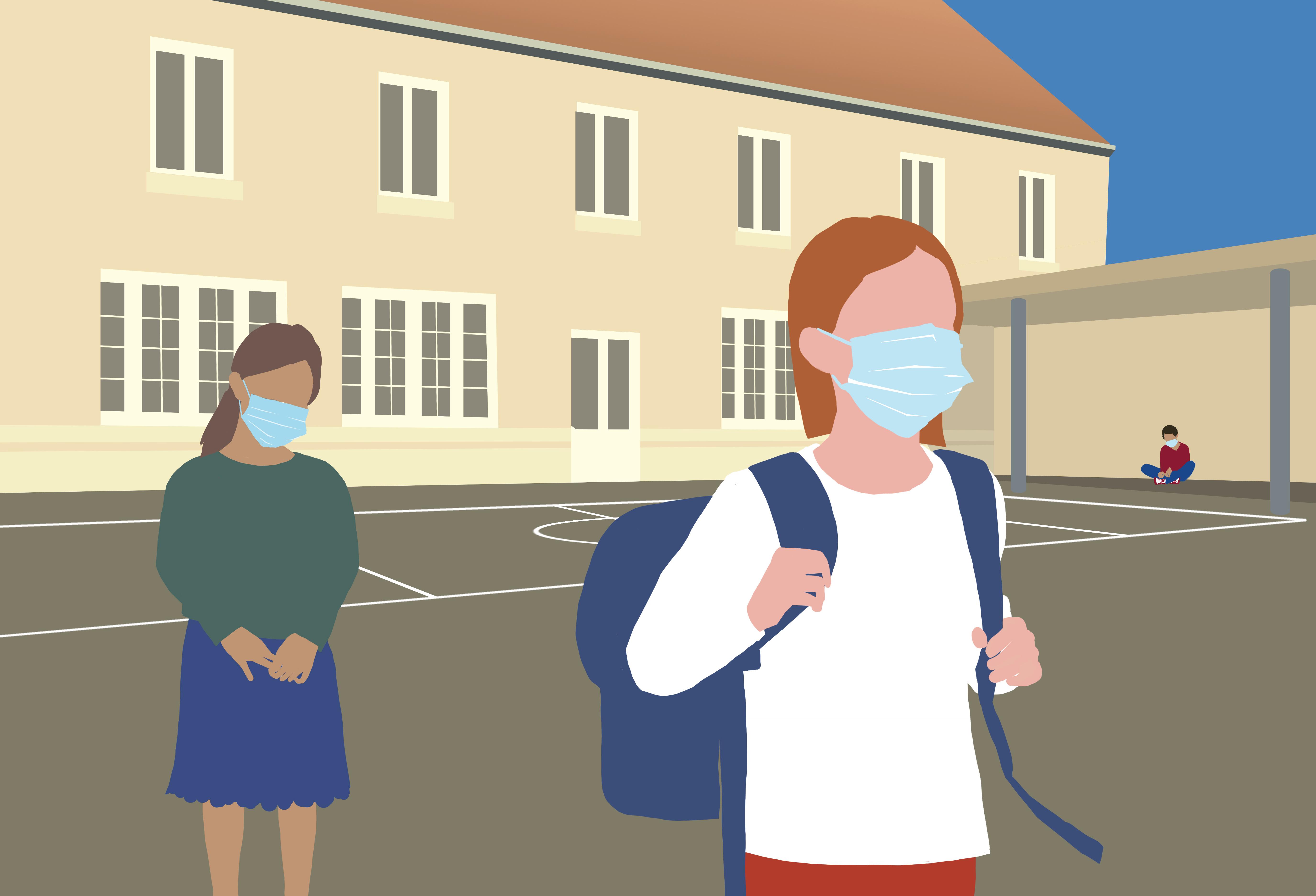 COVID19 : Déconfinement phase 2 : les mesures scolaire - ABC COURS PARTICULIERS